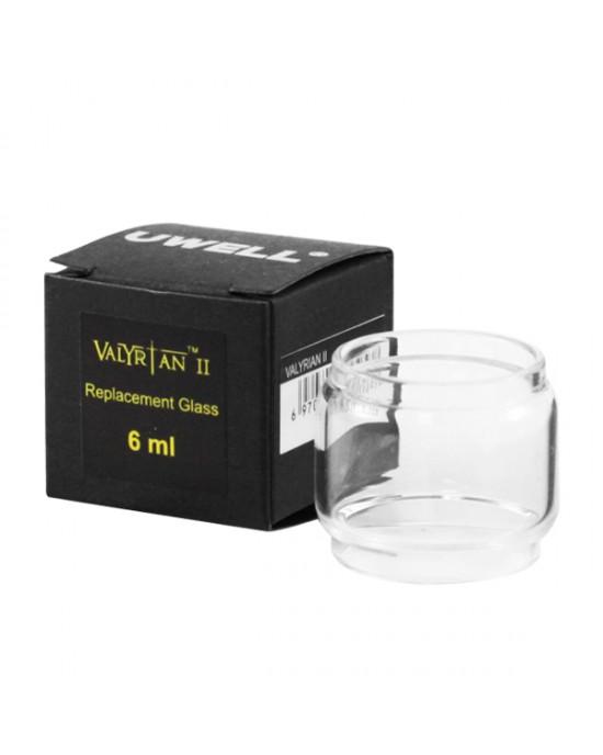 Uwell Valyrian II Glass Tube 6ml 1PCS/Pack