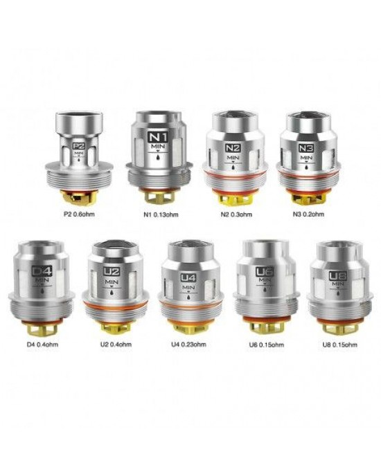 VOOPOO UFORCE Replacement Coil 5pcs/pack