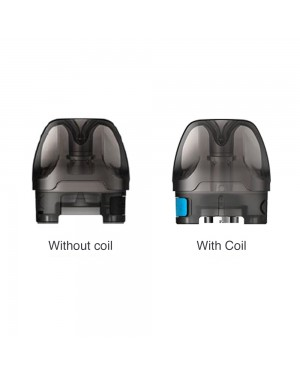 VOOPOO ARGUS AIR Pod Cartridge 2pcs/pack  (Standard Edition, 3.8ml-Without Coil)