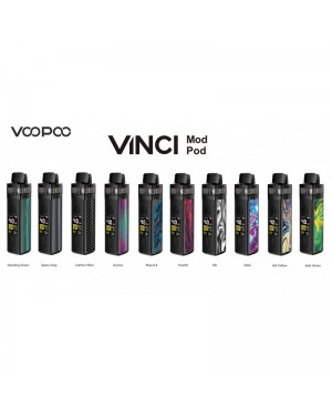 VOOPOO VINCI Mod Pod VW Kit 1500mAh