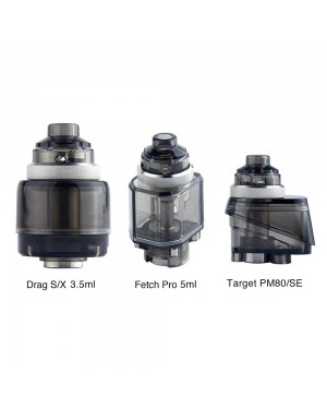VXV Soulmate RDTA Pod for Drag S/Drag X 3.5ml