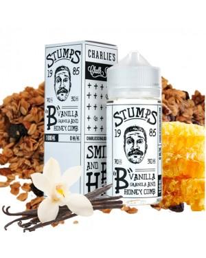 Charlie's chalk dust- Brandon Stump Vanilla-Granola and Honey Comb 100ml 0mg