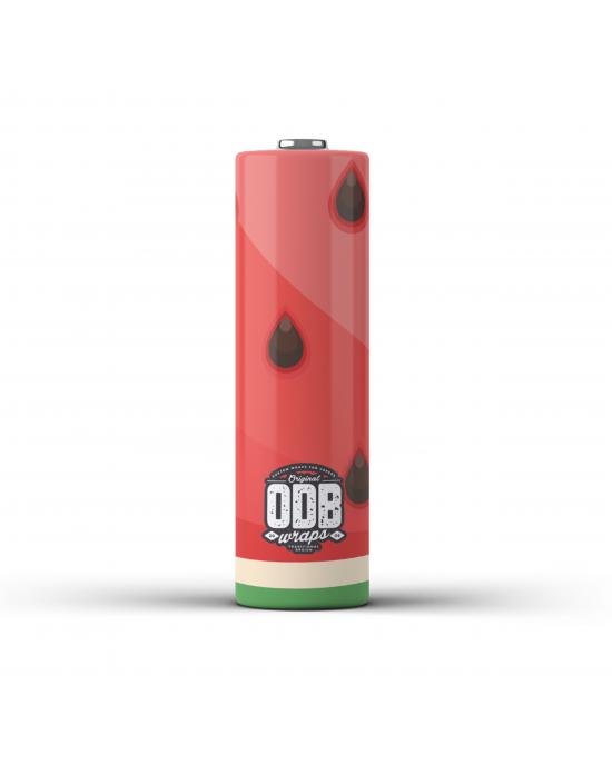 ODB Wraps-Water-Melone -18650(4pcs)