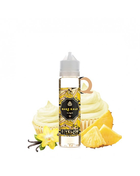 Charlie's Chalk Dust - Yellow Butter Cake Smooth and creamy warm butter pound cake